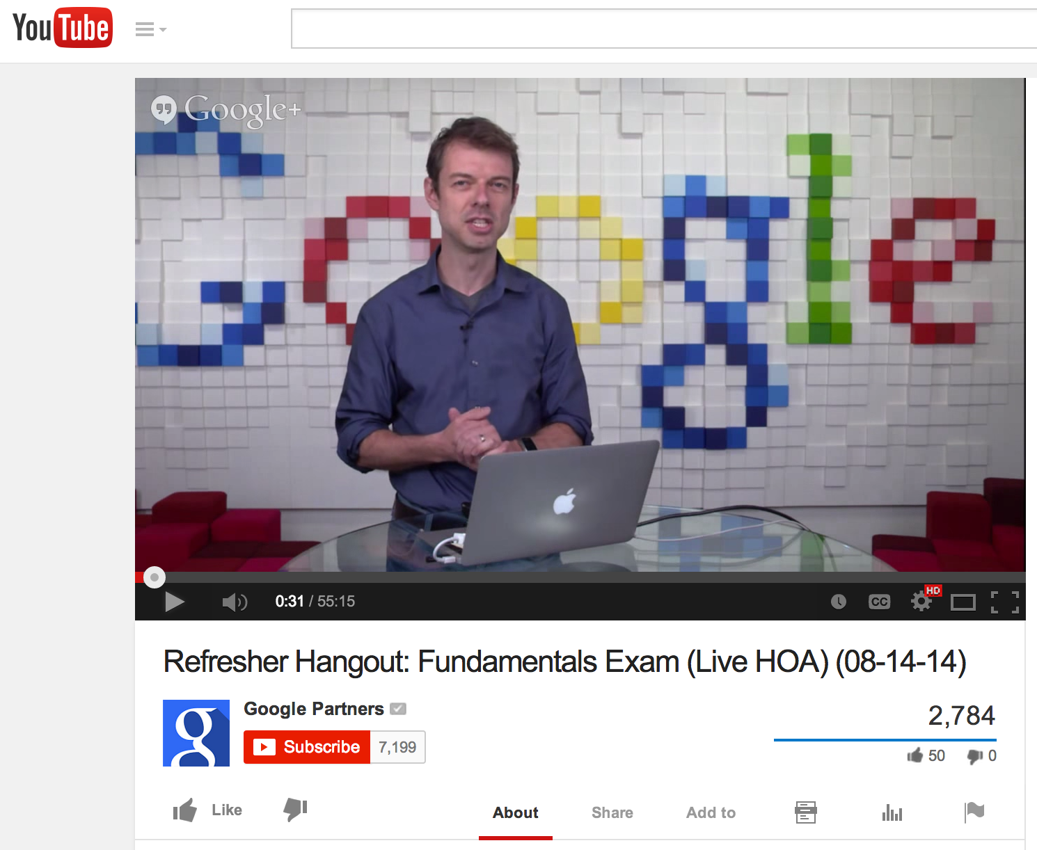 Video Tutorial: Learn AdWords