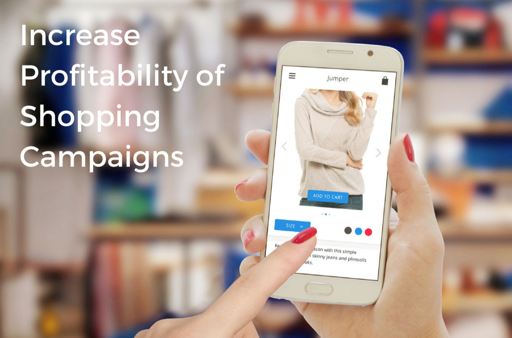 Managing Negatives for Shopping Campaigns